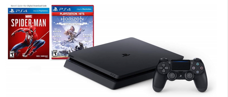 Amazon Deal of the Day - PS4 Bundle (Photo by Amazon)