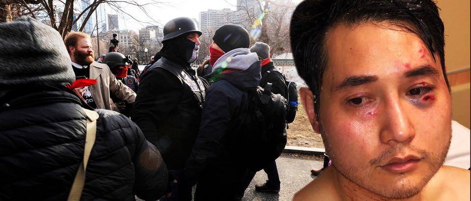 Andy Ngo (Daily Caller)