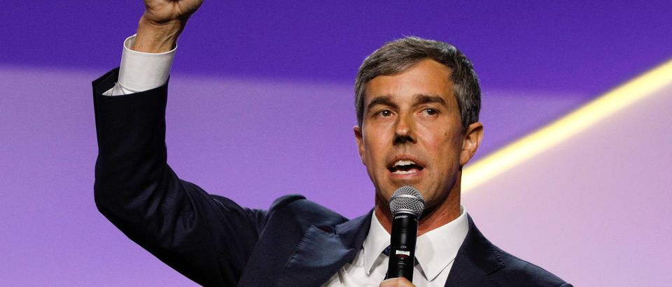 Democratic presidential candidate, former Rep. Beto O'Rourke participates in a Presidential Candidates Forum at the NAACP 110th National Convention on July 24, 2019 in Detroit, Michigan. (Photo by Bill Pugliano/Getty Images)