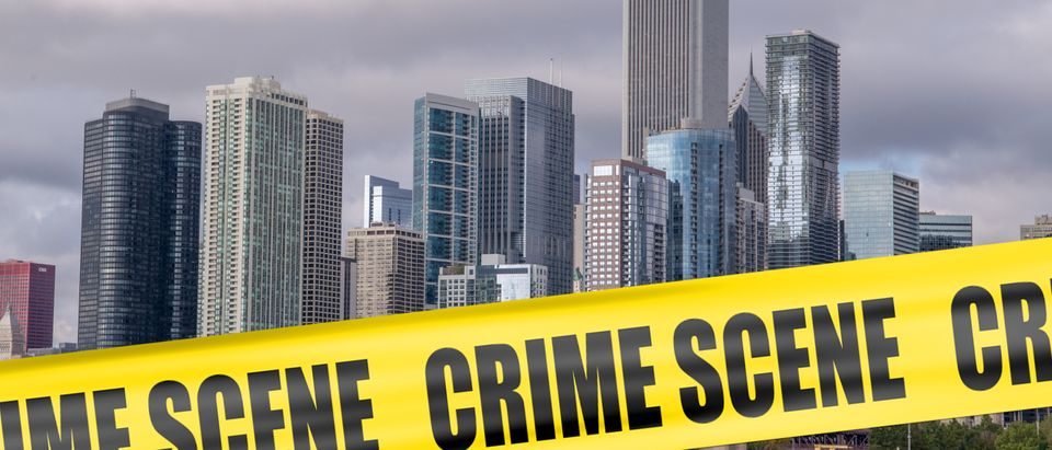 Chicago Weekend Gun Violence. Photo by Shutterstock.