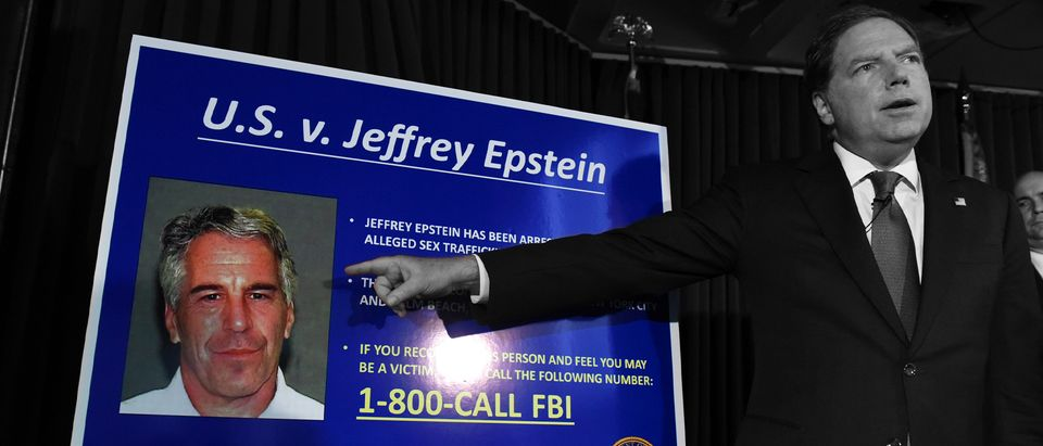 Jeffrey Epstein (Getty Images/Daily Caller)
