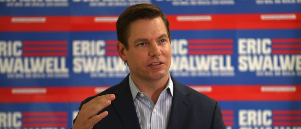 Eric Swalwell (Getty Images)