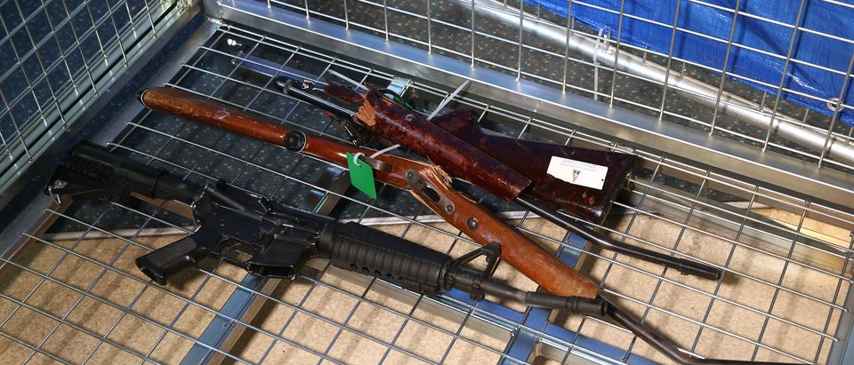 New Zealand Police Gun Buy Back Open Day