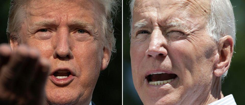 COMBO-US-POLITICS-TRUMP-BIDEN