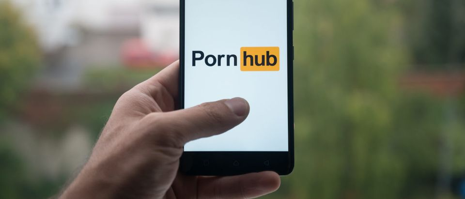 Google announced changes to its web browser Chrome Thursday after a study found that 93% of porn sites leak user data to major tech companies. (Photo: PornHub/ Shutterstock)