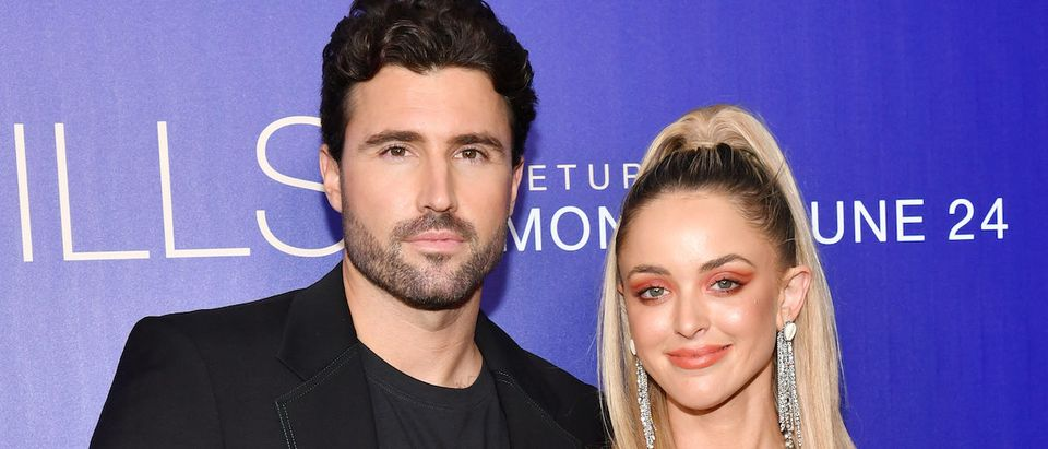 """Brody Jenner and Kaitlynn Carter Jenner attend the premiere of MTV's """"The Hills: New Beginnings"""" at Liaison on June 19, 2019 in Los Angeles, California. (Photo by Amy Sussman/Getty Images)"""