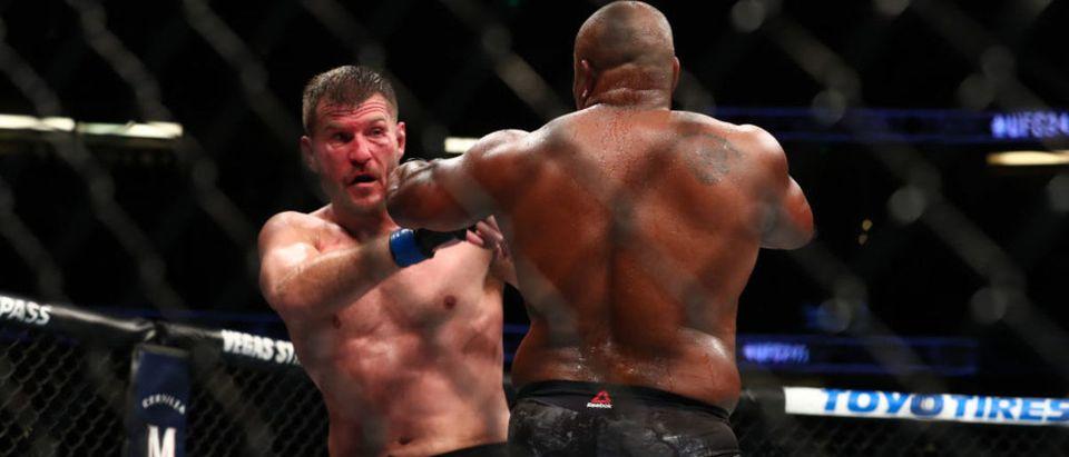 UFC 241 Cormier v Miocic 2