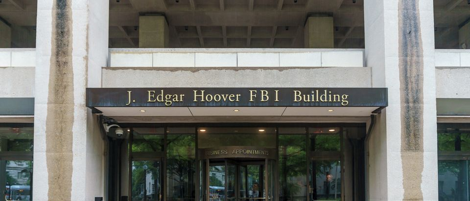 FBI classifies conspiracy theories as domestic terrorists.Erik Cox Photography, Shutterstock