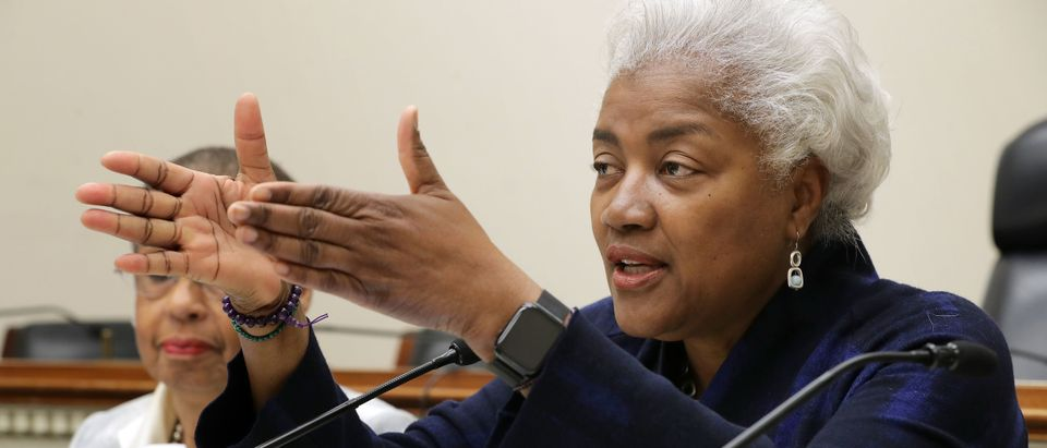 Former DNC Chairperson Donna Brazile Joins Discussion Celebrating Women's History Month