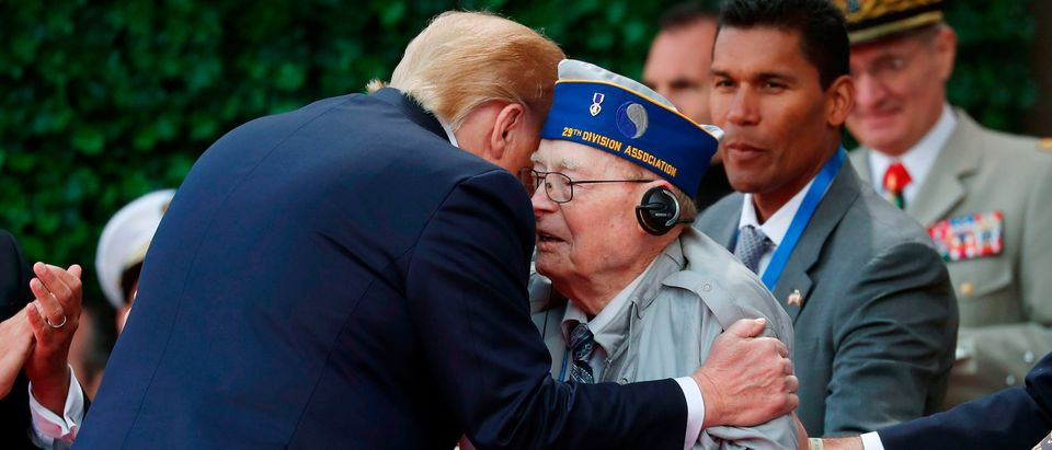 FRANCE-HISTORY-WWII-DDAY-ANNIVERSARY