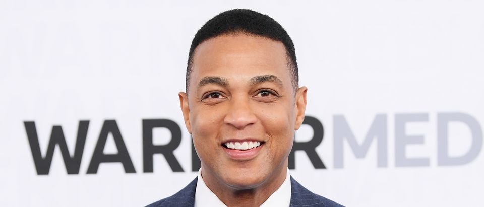 Don Lemon of CNN Tonight with Don Lemon attends the WarnerMedia Upfront 2019 arrivals on the red carpet at The Theater at Madison Square Garden on May 15, 2019 in New York City. (Dimitrios Kambouris/Getty Images for WarnerMedia)
