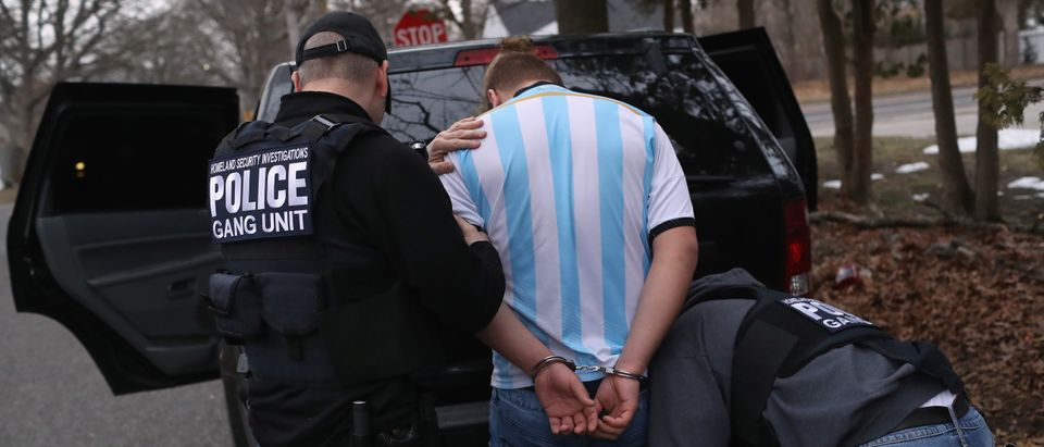Federal Agents Target Immigrant Gangs On Long Island
