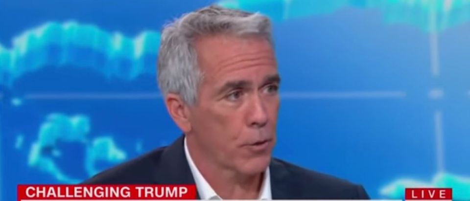 Joe Walsh on CNN, Aug. 26, 2019. (Youtube screen capture)