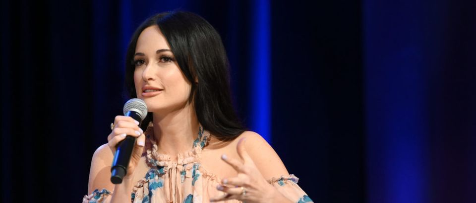 Kacey Musgraves Participates in an Interview at the Country Music Hall of Fame and Museum