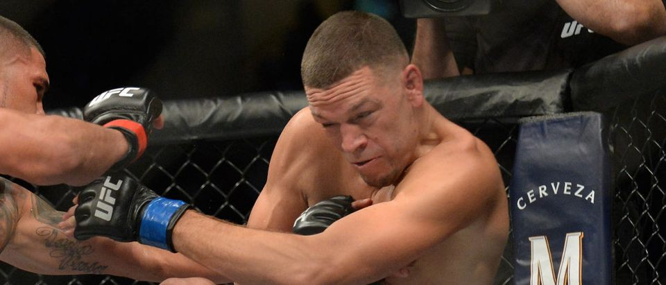 MMA: UFC 241-Pettis vs Diaz