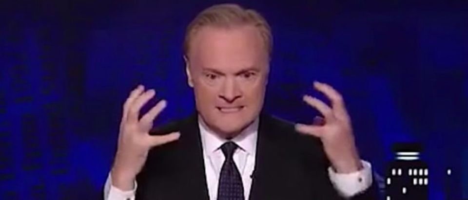 Lawrence O'Donnell on MSNBC (Youtube screen capture/Desus & Mero)