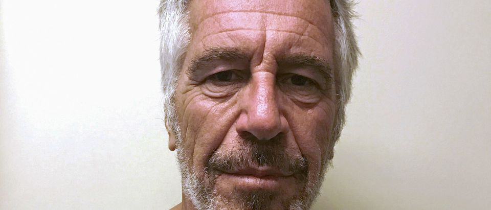 U.S. financier Jeffrey Epstein appears in a photograph taken for the New York State Division of Criminal Justice Services' sex offender registry March 28, 2017. (New York State Division of Criminal Justice Services/Handout/File Photo/REUTERS)