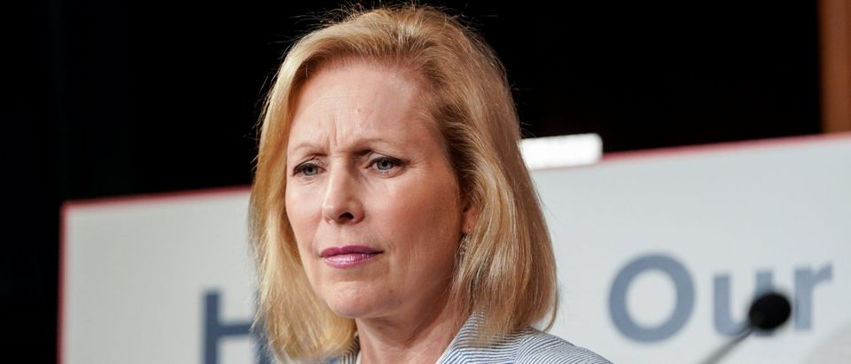 Senator Kirsten Gillibrand supports jailing gun owners who don't comply with buybacks. (REUTERS/Joshua Roberts)
