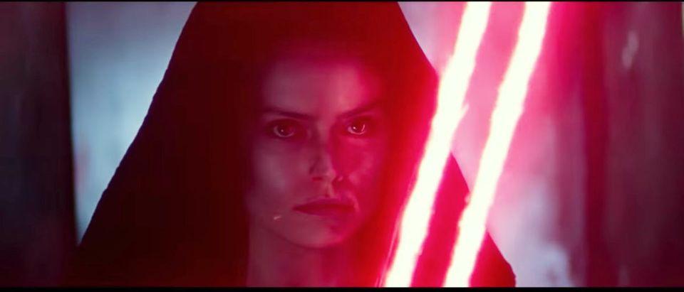 Star Wars: The Rise Of Skywalker (Credit: Screenshot/YouTube Video)