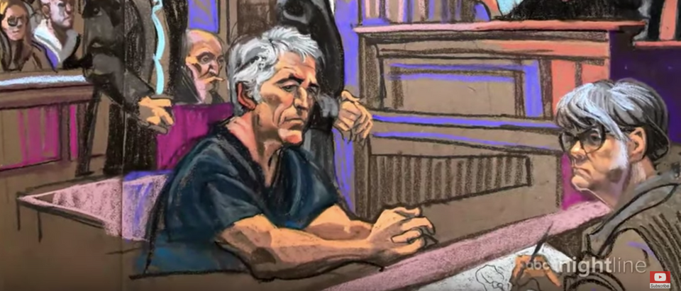 Jeffrey Epstein's death behind bars raises questions about investigation, NYC jail | Nightline/ ABC News/ YouTube
