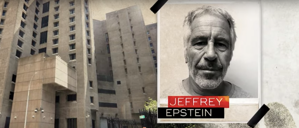 Two staffers assigned to watch Jeffrey Epstein placed on leave/ YouTube/ CBS