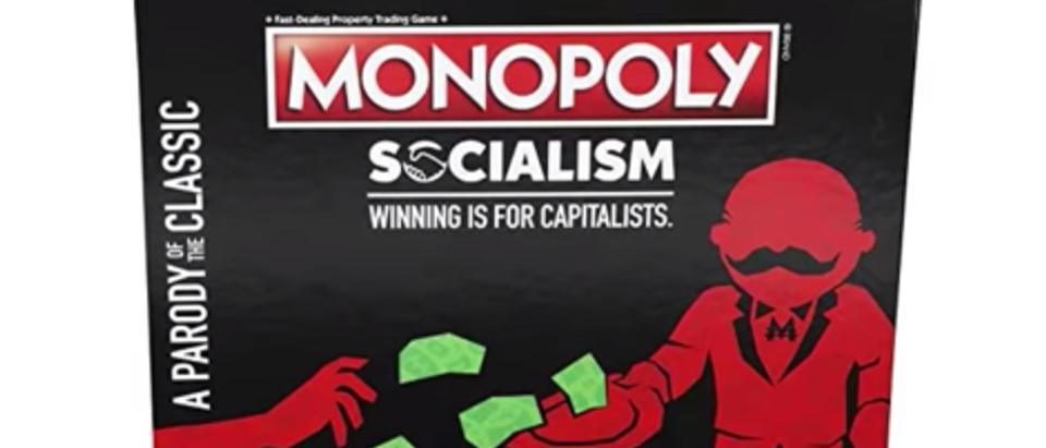 Hasbro's socialist Monopoly game. (Youtube/Clownfish TV)