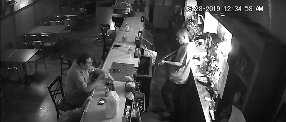 St. Louis robbery. (Facebook/ John Kimack)