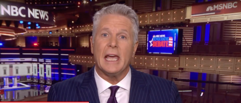 MSNBC's Donny Deutsch has his fifth show cancelled. (Screenshot YouTube MSNBC)