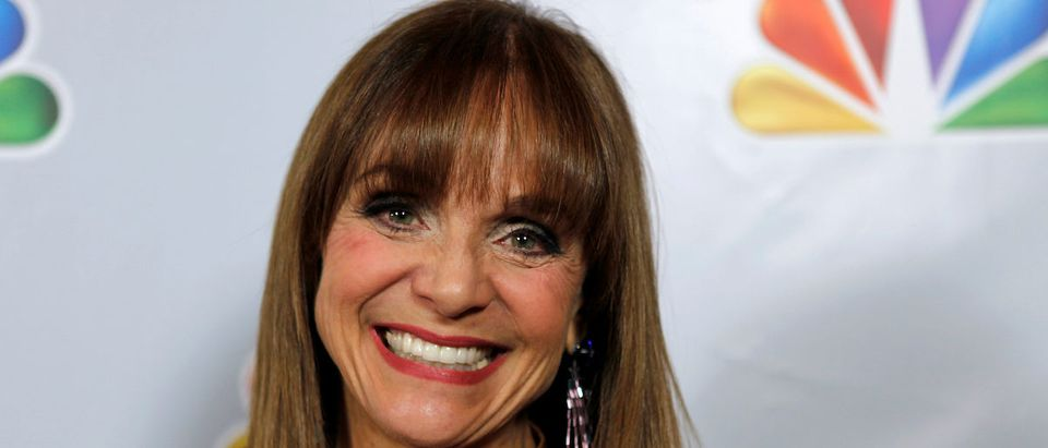 "Actress Valerie Harper arrives for the taping of ""Betty White's 90th Birthday: A Tribute to America's Golden Girl"" in Los Angeles January 8, 2012. REUTERS/Sam Mircovich/File Photo"