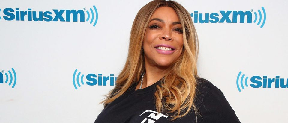 """Wendy Williams Promotes Her """"Wendy Williams & Friends For The Record Tour"""" During An Event For SiriusXM's The Karen Hunter Show"""