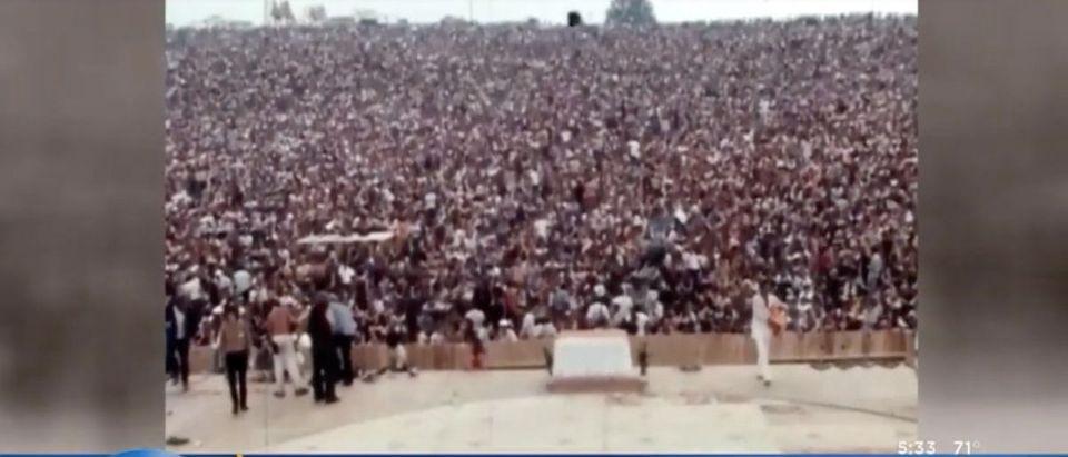 Woodstock 50 (Photo: Screenshot: YouTube)