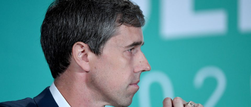 Democratic presidential candidate Beto O'Rourke is pictured. (Ethan Miller/Getty Images)