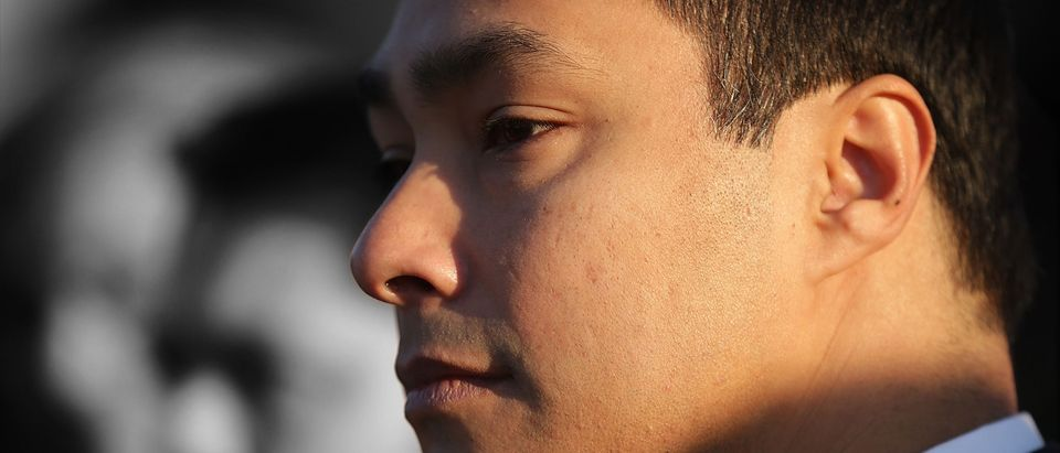 Joaquin Castro (Getty Images, Daily Caller)