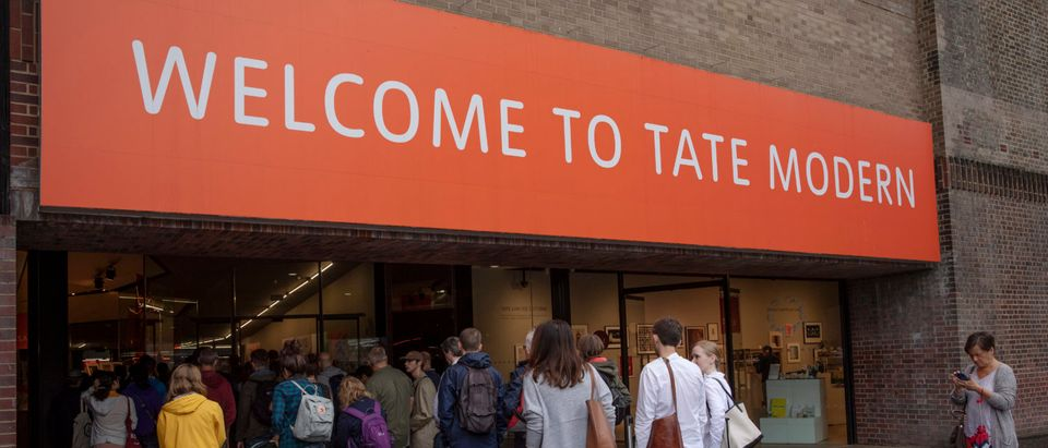 Tate Modern Reopens After Boy's Fall From Viewing Platform