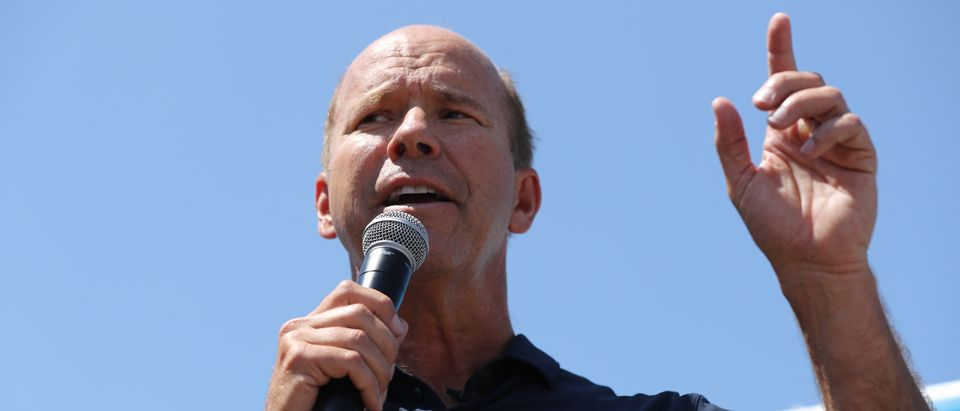 Democratic presidential candidate and former U.S. Rep. John Delaney is pictured. (Chip Somodevilla/Getty Images)