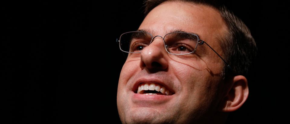U.S. Rep. Justin Amash is pictured. (Bill Pugliano/Getty Images)