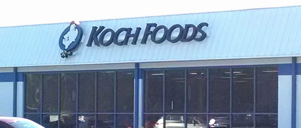 Koch Foods is already employing Americans after ICE detained their illegal workers. (FACEBOOK/Koch Foods)