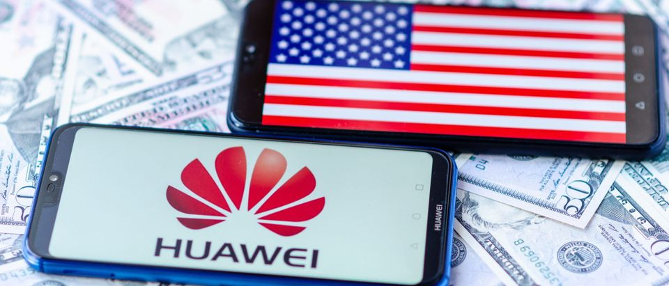 U.S. extends leniency to Huawei. (Shutterstock/Ascannio)