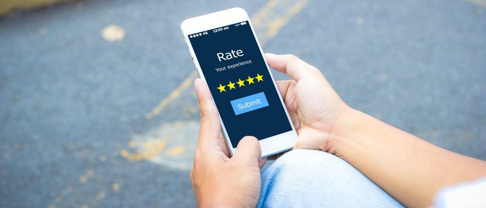 5-star review/ Shutterstock