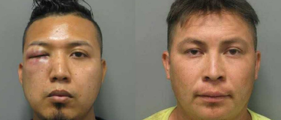 Two Illegal Immigrants Allegedly Rape 11-Year-Old In Maryland Montgomery County Police Dept)