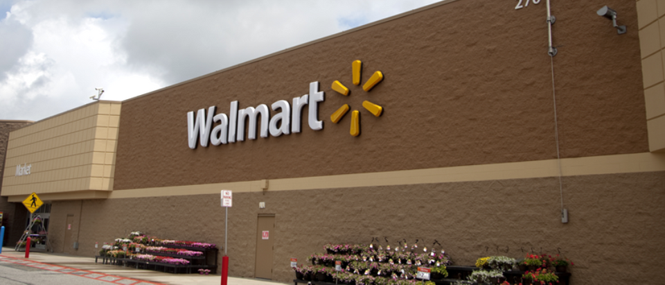 A Walmart on Burbank Drive in Baton Rouge, Louisiana was reportedly the scene of a shooting August 6, 2019. Photo by Google Maps.