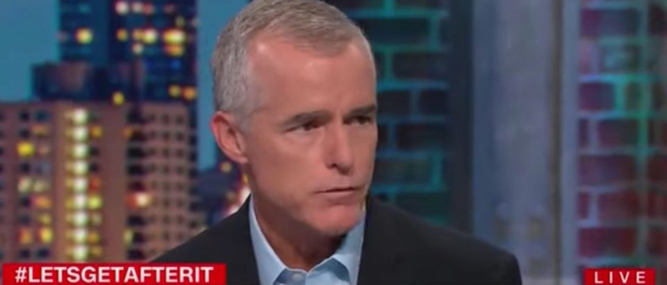Andrew McCabe on CNN, Sept. 17 2019. (YouTube screen grab)