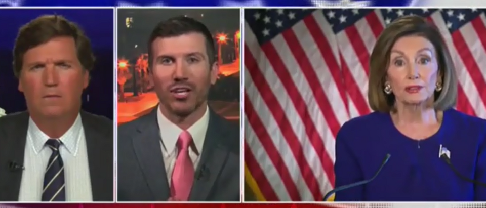 Former CIA officer on Pelosi impeachment inquiry (Fox News screengrab)