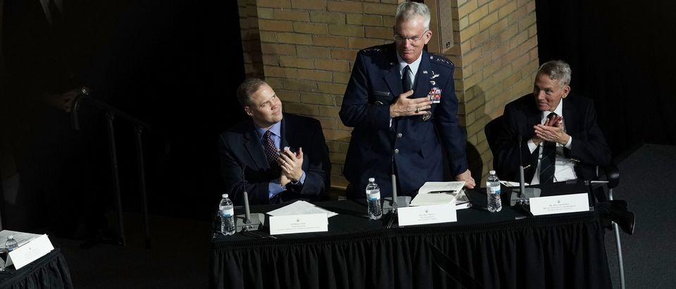 The National Space Council Holds Meeting On Trump Administration Space Force