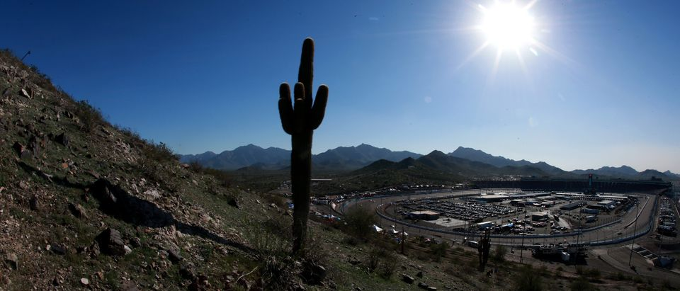 A general view of the Monster Energy NASCAR Cup Series Can-Am 500 at ISM Raceway on November 11, 2018 in Phoenix, Arizona. (Photo by Sean Gardner/Getty Images)