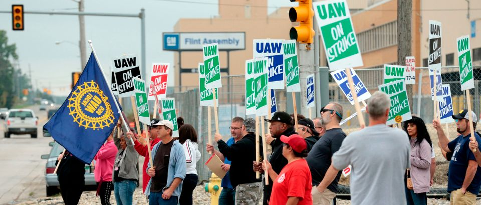 US-AUTO-GM-STRIKE