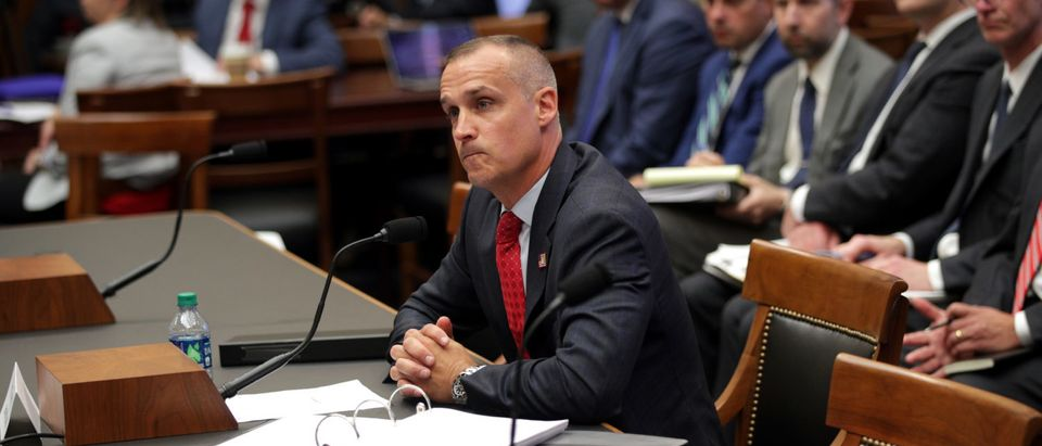 Former Trump Campaign Manager Corey Lewandowski Testifies Before House Judiciary Committee