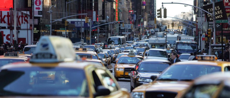 EPA Says New York, LA Have Most Polluted Air