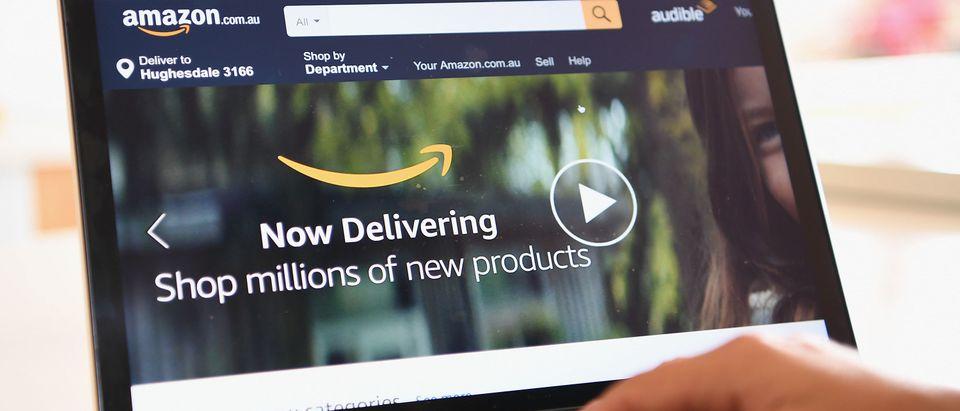 Online Retailer Amazon Launches In Australia