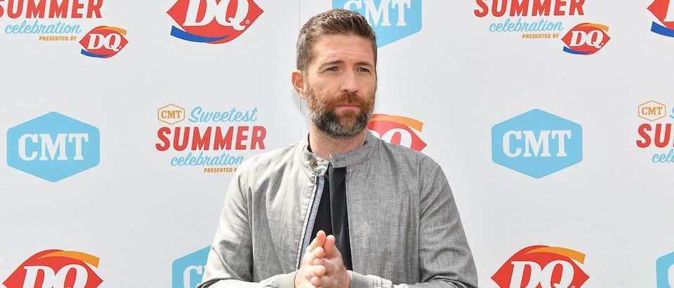 Recording Artist Josh Turner arrives at CMT's Sweetest Summer Celebration Presented by DQ on March 31, 2019 in Nashville, Tennessee. (Photo by Jason Davis/Getty Images for CMT)